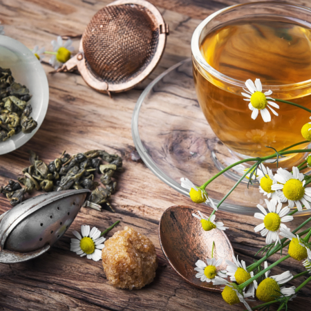 Accessoires et théières pour thés et infusions