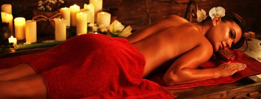 Massage sensualité