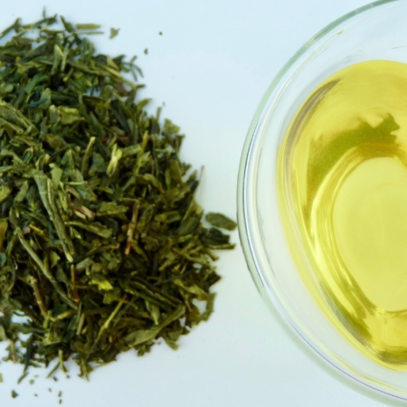 Sencha thé vert du japon
