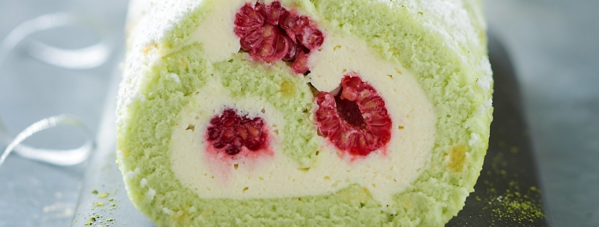 buche-noel-the-matcha